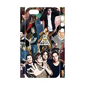 WEUKK Fall out boy iPhone 5,5S,5G 3D phone case, diy phone case for iPhone 5,5S,5G Fall out boy, diy Fall out boy cover case
