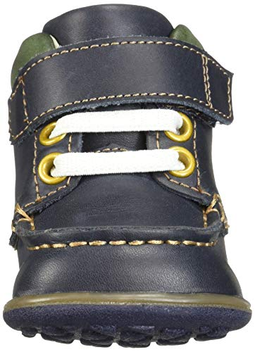 See Kai Run Boys' Owen Ii Chukka Boot, Navy, 8 M Us Toddler