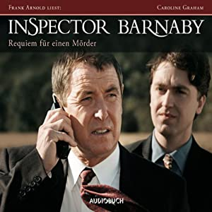 Requiem für einen Mörder (Inspector Barnaby 2) Hörbuch