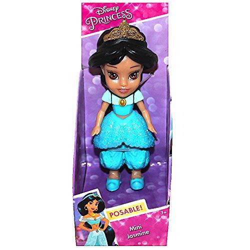 Jasmine Aladdin Disney PrincessMini Toddler Doll -
