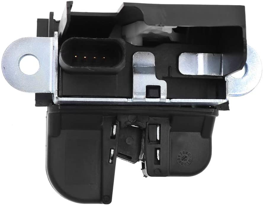 Boot Trunk Lid Lock Replacement for OE Part Number 1K6827505E 5K0827505A 5K0827505A 9B9 CT-CARID Trunk Lock Latch