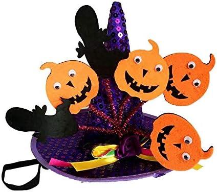 TYJY Sombrero De Disfraces De Halloween para Gatos Gatito De Calabaza Fresca para Mascotas Sombrero De Gato Araña Linda para Perritos De Cachorros ...