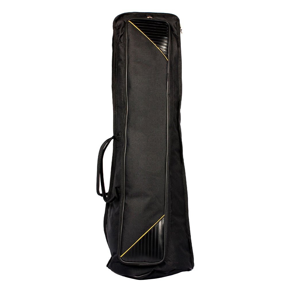 Dovewill Black Oxford Fabric Tenor Trombone Gig Bag Musical Instrument Protection Accessory by Dovewill (Image #3)