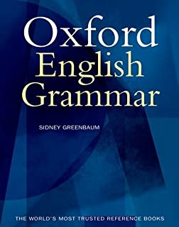 Amazon the oxford dictionary of english grammar oxford quick the oxford english grammar fandeluxe Images