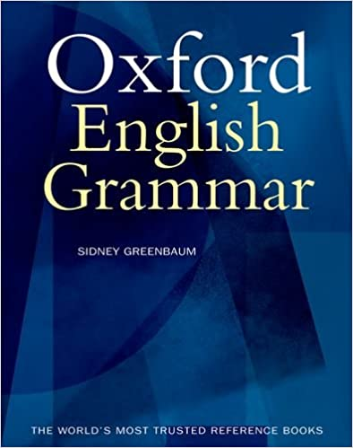 Amazon.com: The Oxford English Grammar (9780198612506): Sidney ...