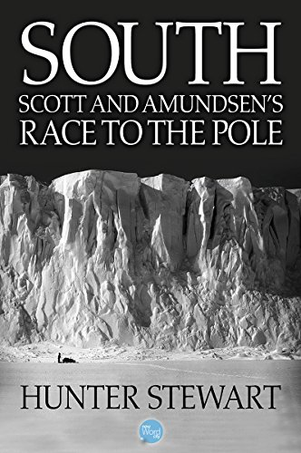 South: Scott and Amundsen's Race to the Pole cover