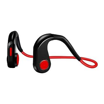 LWR Auriculares De Conducción Ósea Auriculares Deportivos Bluetooth Inalámbricos Inteligentes Estereoscopio Montado En La Parte Posterior