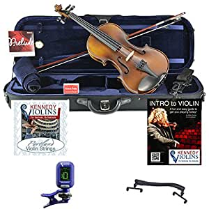 Ricard Bunnel G2 Violin Outfit 4/4 (Full) Size...