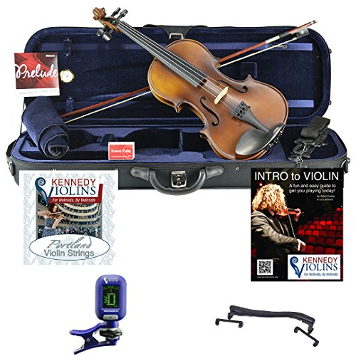 Ricard Bunnel G2 Violin Outfit 4/4 (Full) Size by Kennedy Violins