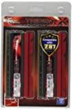 G.Skill 16GB (2 x 8GB) DDR3 PC3-19200 2400MHz TridentX Series CL10 (10-12-12-31) Dual Channel kit (F3-2400C10D-16GTX)