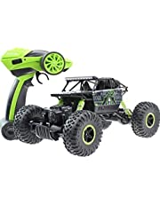 Hugine 2.4Ghz 1/18 Scale RC Rock Crawler Vehicle Toy 4 WD Fast Race Monster Off-Road Truck …