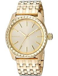Diesel Ladies DZ5531 Kray Kray Gold Watch