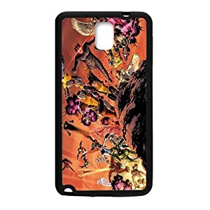 super hero 010 Phone Case for samsung galaxy Note3 By Pannell-Dor