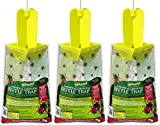 RESCUE! Disposable Japanese/Oriental Beetle Trap (3 PACK)
