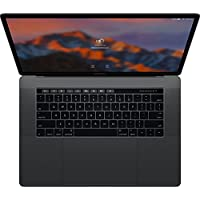 Apple MacBook Pro 15-inch Touch Bar 2.6GHz Core i7, 1TB- Space Gray - BTO