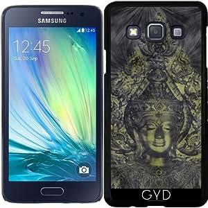 Funda para Samsung Galaxy A3 (SM-A300) - Buda by Marina Kuchenbecker