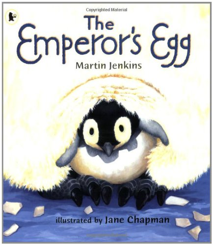 Image result for the emperor's egg book