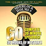 The New Adventures of Sherlock Holmes: 60-Episode Set | PDQ AudioWorks,Arthur Conan Doyle