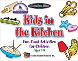 Kids in the Kitchen, Betsy Walkup, 0743930770