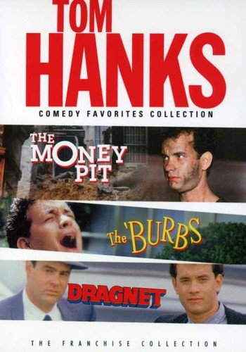 DVD : Tom Hanks: Comedy Favorites Collection (Dolby, , Dubbed, Slipsleeve Packaging, Widescreen)