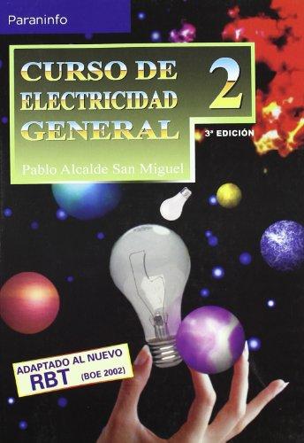 Descargar Libro Curso De Electricidad General. Tomo 2 Pablo Alcalde San Miguel