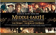 Middle Earth 6-Film Ultimate Collector's Edition (4K Ultra HD + Blu-ray + Digi