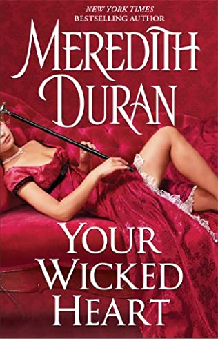 book cover of Your Wicked Heart