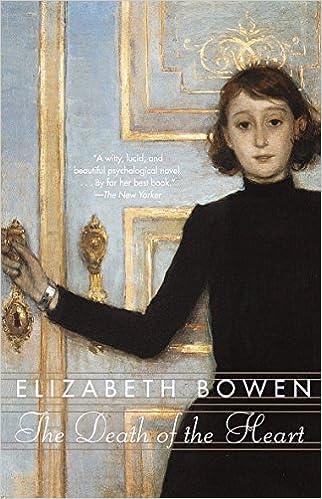 Amazon The Death Of The Heart 9780385720175 Elizabeth Bowen