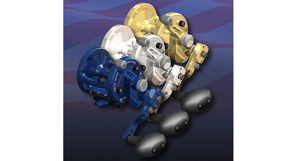 Avet mxj6 / 4ブルーRaptorシリーズレバードラッグリール B01MA45G03