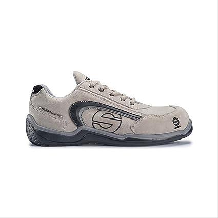 Sparco M256006 - Zapato seguridad sport low gris talla 45