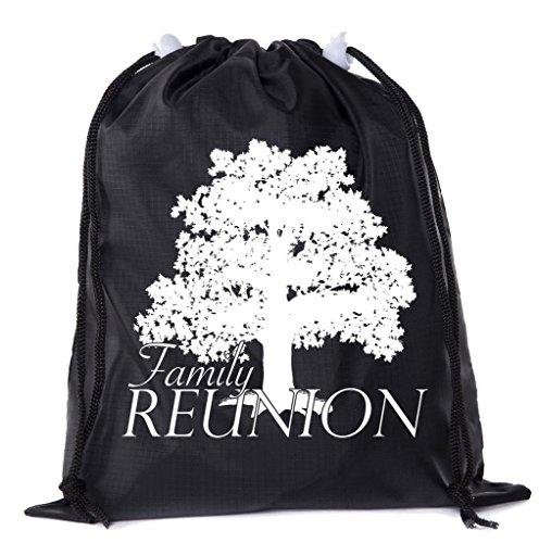 Mato & Hash Family Reunion Gift Bags | Mini Drawstring Bags for Family Reunions, Drawstring Party -