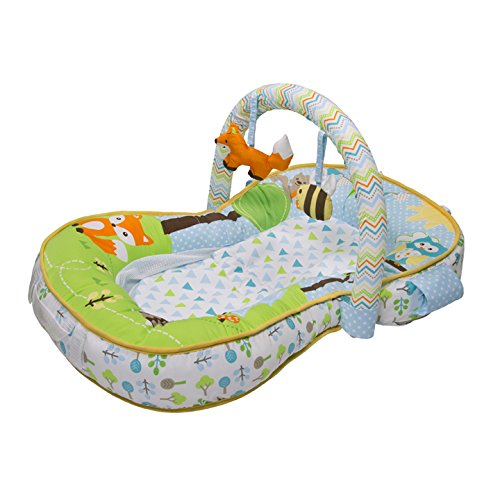 Summer Infant Laid-Back Lounger Deluxe Three-Stage Infant Pillow 91404