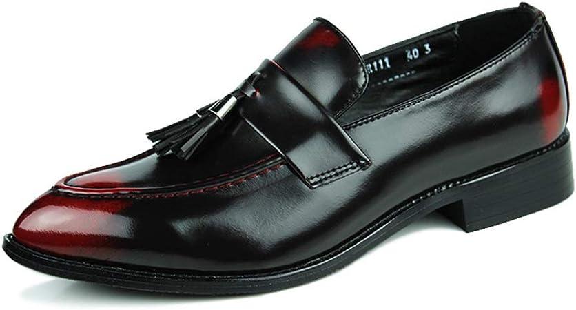 Designer classique élégant Formel Chaussures en cuir synthétique pour homme Taille