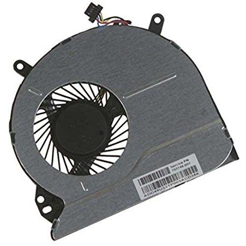 wangpeng New CPU Cooling Fan For HP Pavilion Sleekbook 15-b143cl 15t-b100 15-b129ca 15-b129wm 15-b140ca 15-b023cl 15-b038ca 15-b041dx 15-b189ca 15-b002xx 15-b004xx 15-b161nr 15-b167ca