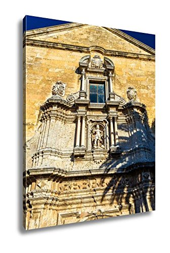 Ashley Canvas San Francisco And San Eulogio Church In Cordoba Spain Andalusia, Wall Art Home Decor, Ready to Hang, Color, 20x16, AG6532780 by Ashley Canvas