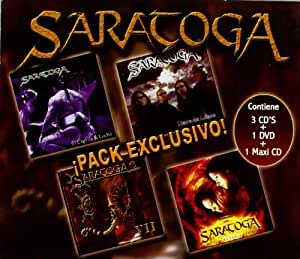 Pack 3cd+Dvd+Maxicd - No Sufrire
