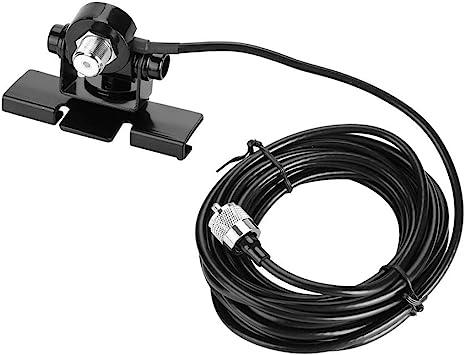 Soporte de Antena de Radio móvil con Cable de extensión de 5 ...