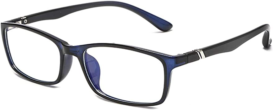 Flydo Gafas de Computadora TR90 Montura para Ordenador, Tableta, Smartphone, televisor y Gaming. Evitan la Fatiga Visual-Bloqueo UV Anti Fatiga de Ojos: Amazon.es: Electrónica