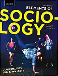 elements of sociology a critical canadian introduction third edition pdf