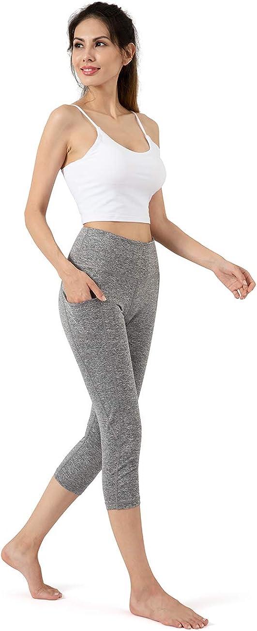 Zalanala Womens High Waisted Sports Gym Running Fitness Leggings Yoga Pants Clothes