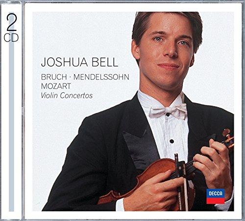 Bruch, Mendelssohn, Mozart Vio...