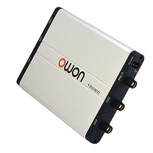 Owon VDS1022I USB PC Oscilloscope, MIT USB Isolation, 25 MHz