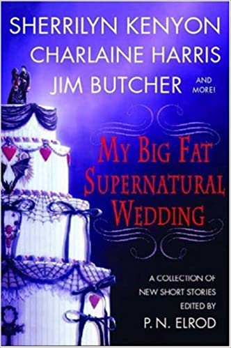 Image result for my big fat supernatural wedding book cover