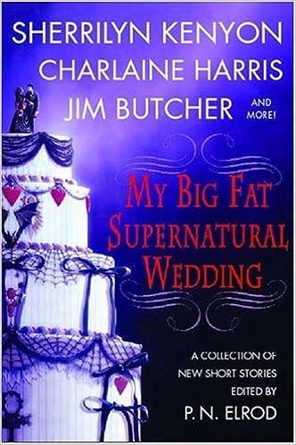 Image result for my big fat supernatural wedding book cover