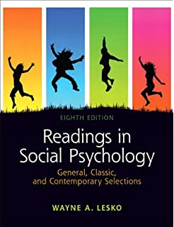 Amazon exploring social psychology 9780077825454 david myers readings in social psychology general classic and contemporary selections 8th edition fandeluxe Images