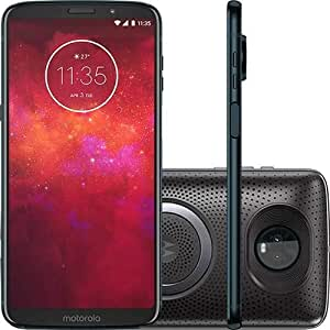 "Smartphone, Motorola, Moto Z3 Play Sound Edition, XT1929, 64 GB, 6.0"", Indigo"