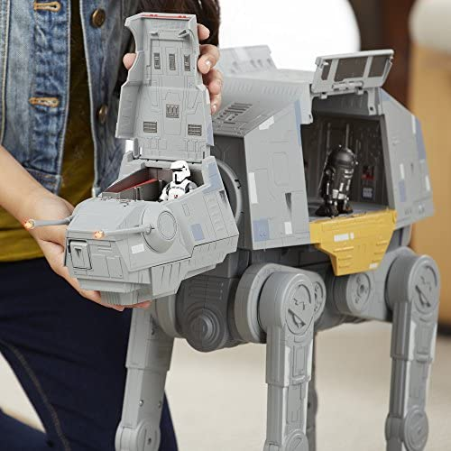 Star Wars Rogue One Rapid Fire Imperial AT-ACT-gevechtsloper