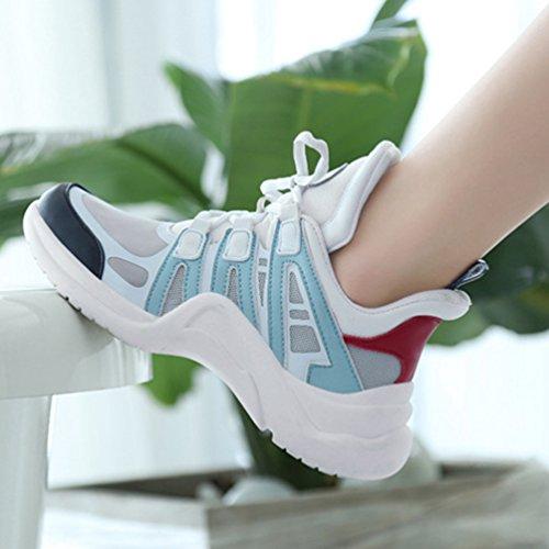 Zapatillas LFEU Azul Running de Mujer drW7UwrqSx