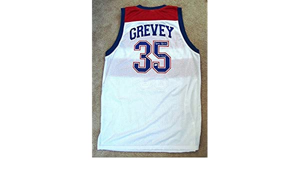 Kevin Grevey Autographed White Jersey - Washington Bullets Wizards at  Amazon s Sports Collectibles Store 8f1c82458