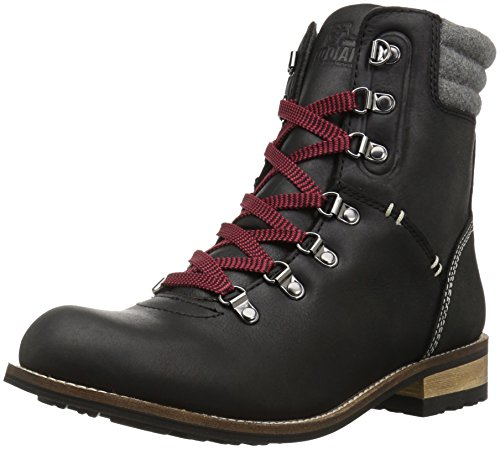 (Kodiak Women's Surrey II Hiking Boot, Black, 6.5 M US)